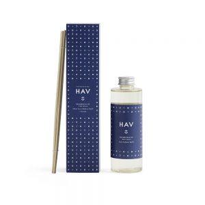 Refill til duft diffuser - HAV (sea) 200ml