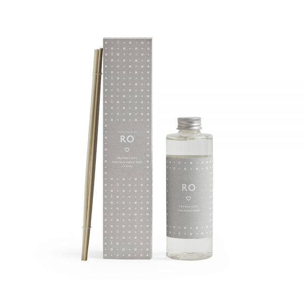 Refill til duft diffuser - RO (tranquility) 200ml