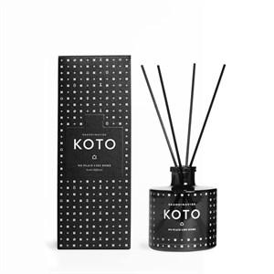 Skandinavisk duft diffuser - KOTO diffuser i sort